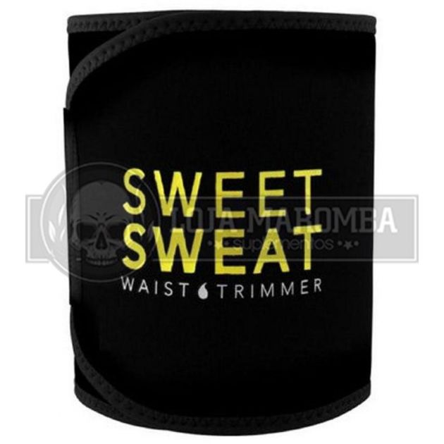 Sweet Sweat Cinta Abdominal de Neoprene Original