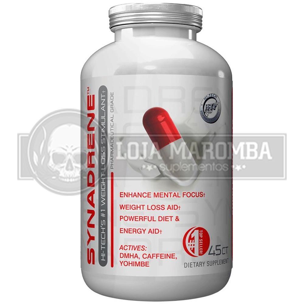 Synadrene (45 Caps) - Hi-Tech Pharmaceuticals