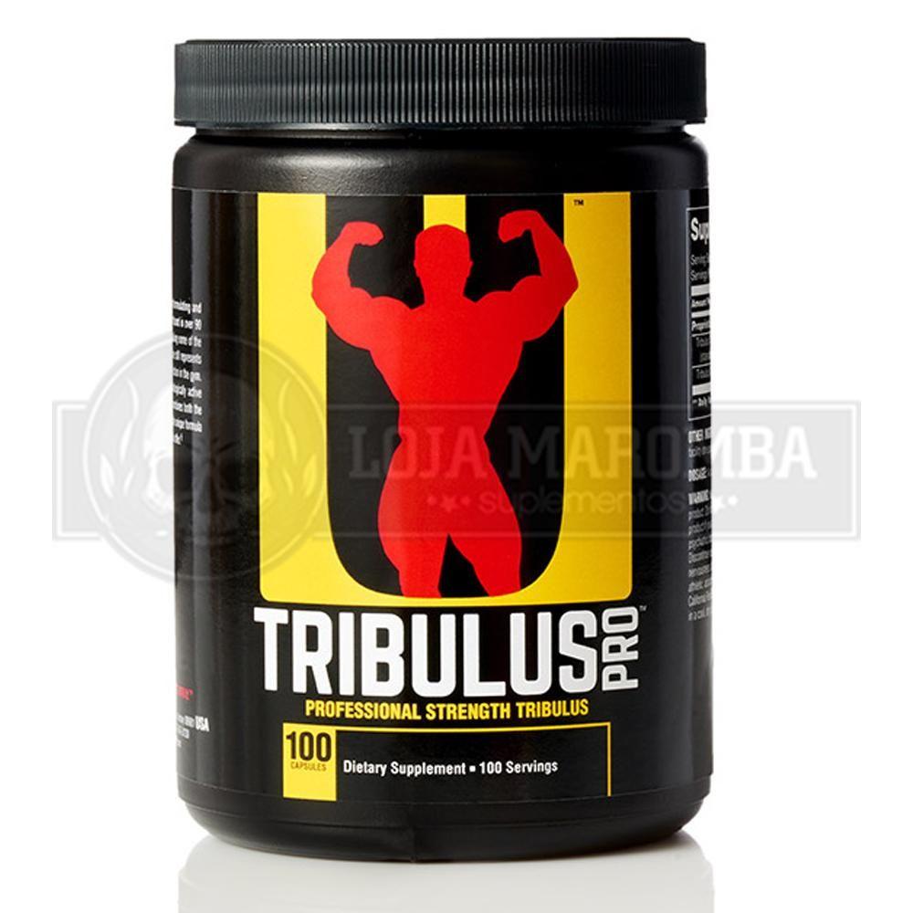 Tribulus Pro (100 caps) – Universal Nutrition