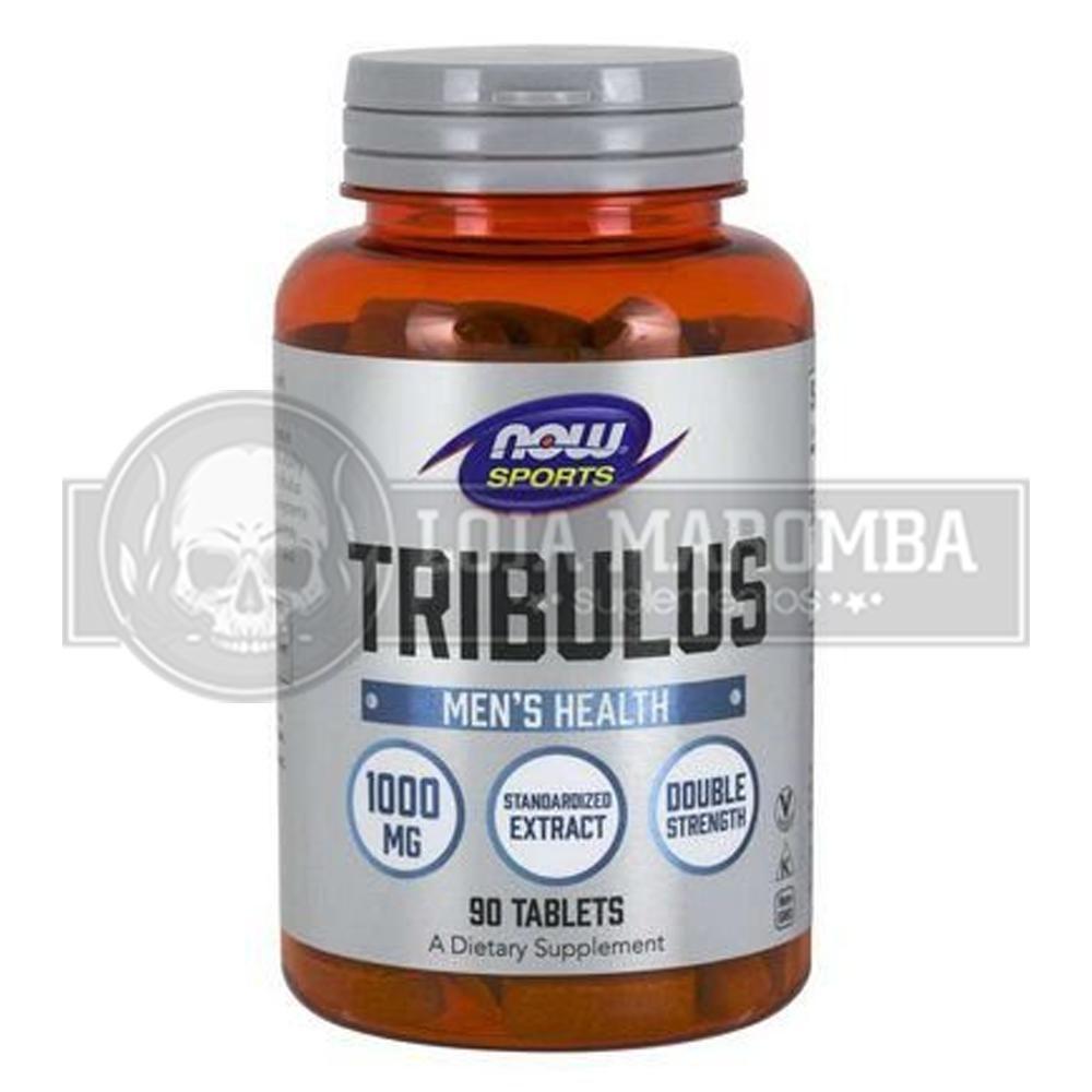 Tribulus Terrestris 1000mg (90 Caps) - Now Foods