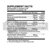 Wicked Pre Workout (330g) Innovative Laboratories