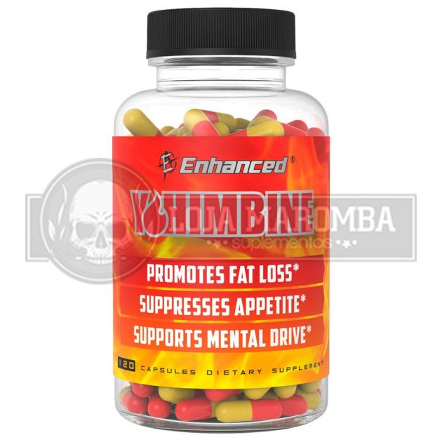 Yohimbine HCL (90 Caps) - Enhanced Athlete